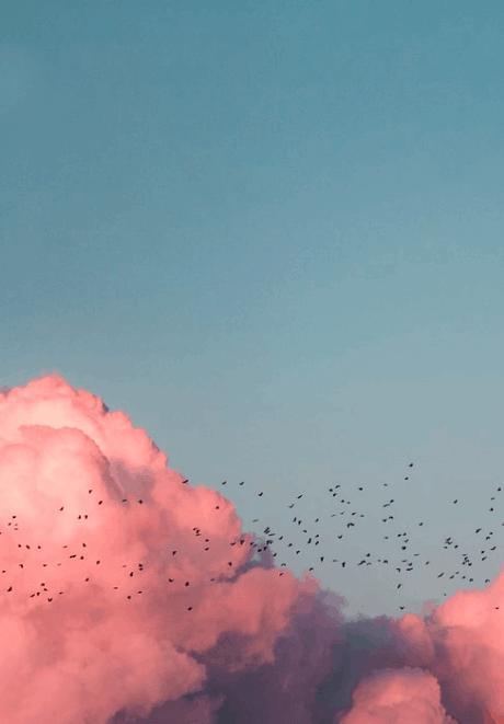 cloud aesthetic wallpaper, wallpaper aesthetic backgrounds