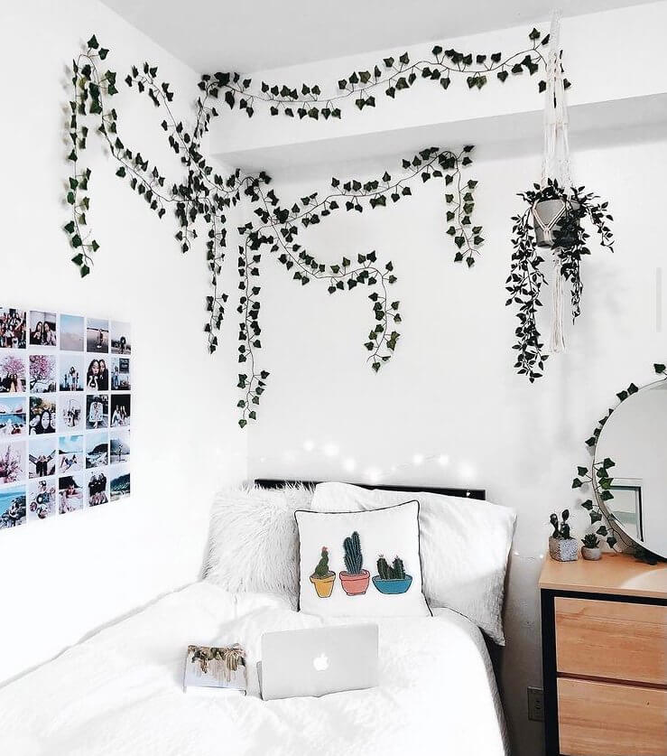 minimalist dorm decor ideas